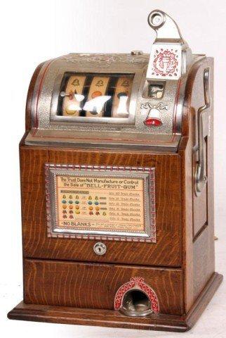 Jennings Operators Bell Slot Machine