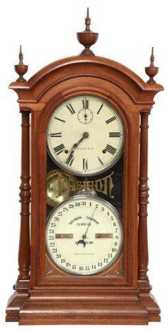 2: Double Dial Southern Calendar Clock