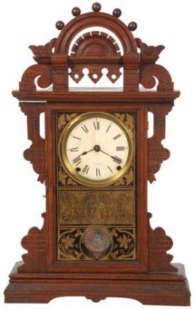 6: Seth Thomas Eclipse Mantle Clock
