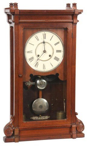 10: Seth Thomas Mantle Clock – Lincoln