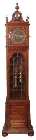 15: Herter Bros. & Tiffany Grandfather Clock