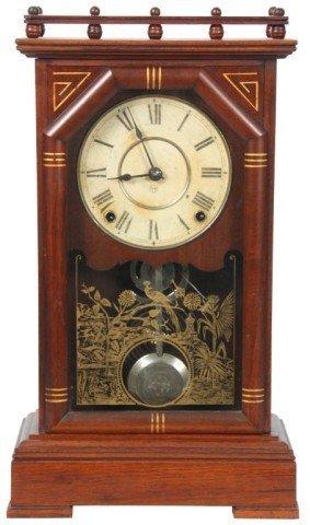 18: Seth Thomas City Clock – Omaha