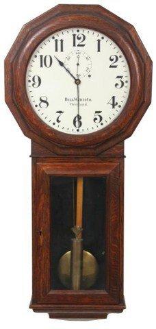 24: Chelsea, Ball Watch Co. Oak Regulator