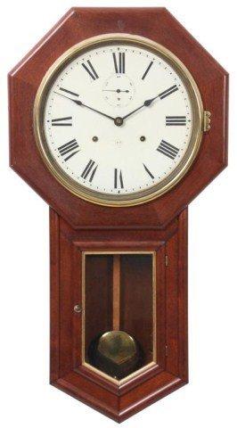 76 Seth Thomas World Regulator Wall Clock