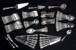 89 pc. Towle Old Colonial Sterling