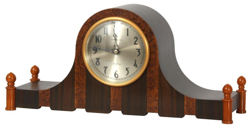 Herschede Electric Tabour Clock