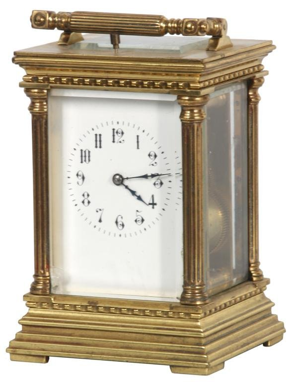 Hour Repeater French Carriage Clock