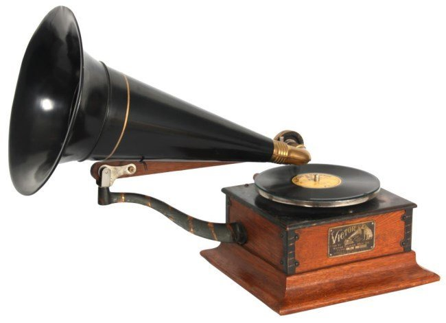 Victor Type R Disc Phonograph