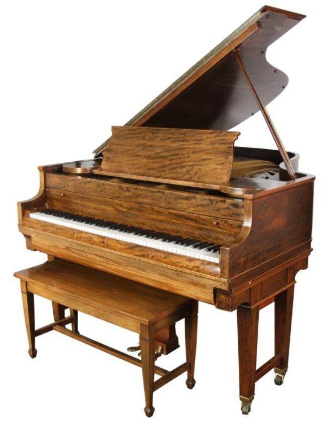 Chickering Ampico Grand Player Piano