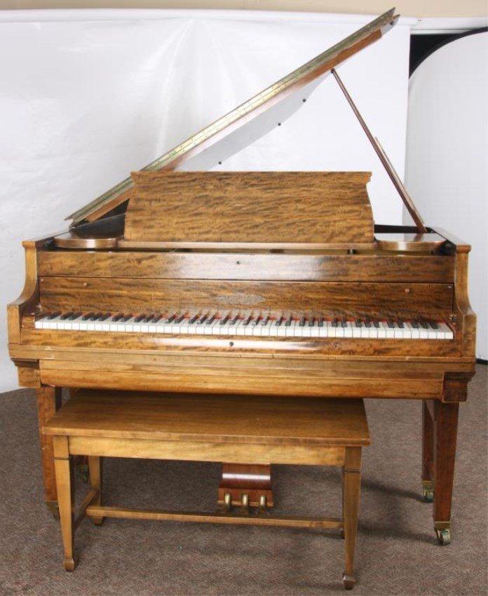 Chickering Ampico Grand Player Piano - 2