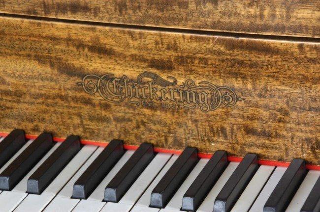 Chickering Ampico Grand Player Piano - 4