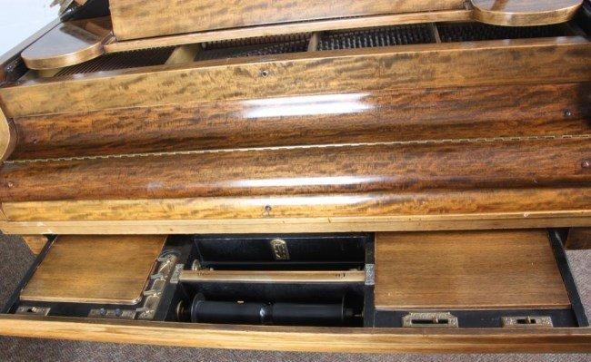 Chickering Ampico Grand Player Piano - 5