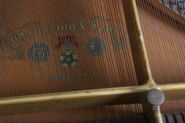 Chickering Ampico Grand Player Piano - 9