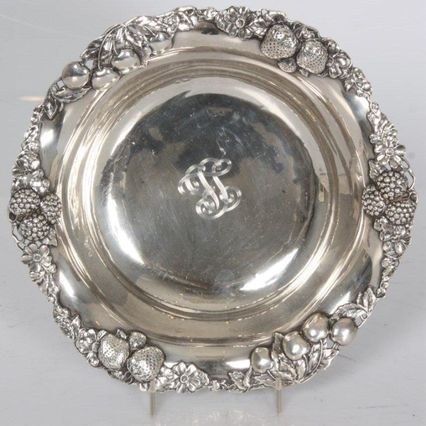 Gorham Sterling Silver Fruit Bowl