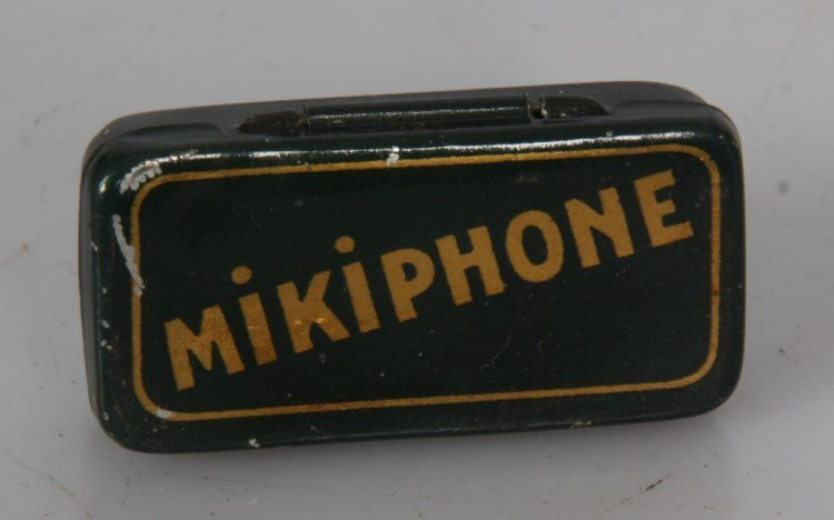 Mikiphone Pocket Portable Phonograph - 2