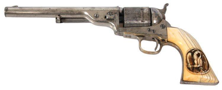 Rare 71-72 Colt Open Top Revolver