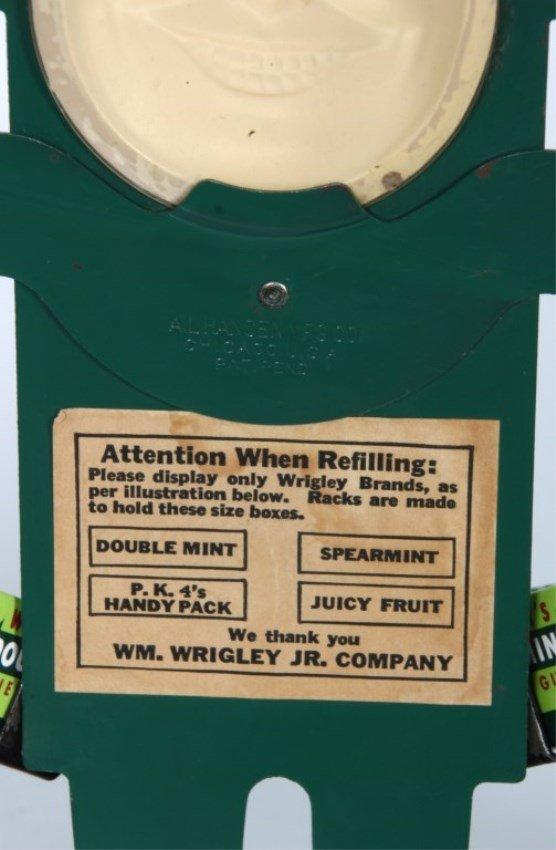 Wrigley's Chewing Gum Counter Top Display Rack - 4