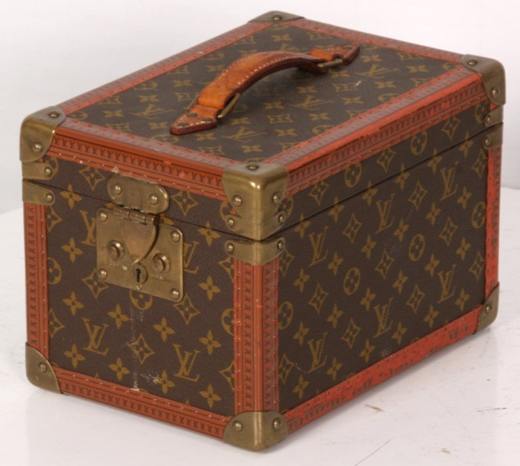 Louis Vuitton Travel Vanity Box