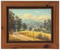 Paul Grimm O/B Farm Landscape
