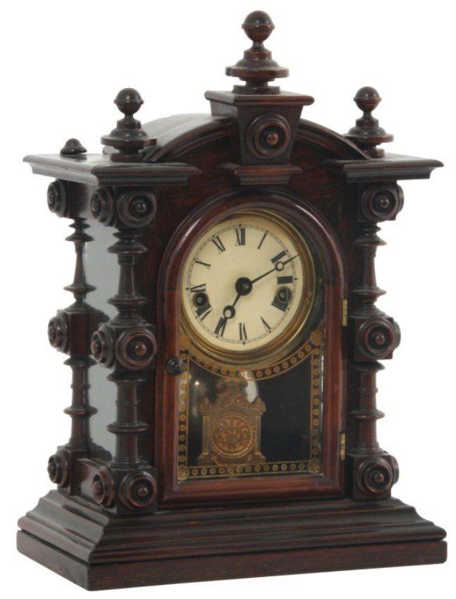E.N. Welch Patti No. 2 Baby Mantle Clock