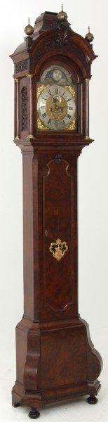 Paulus Bramer Dutch Tall Case Clock.