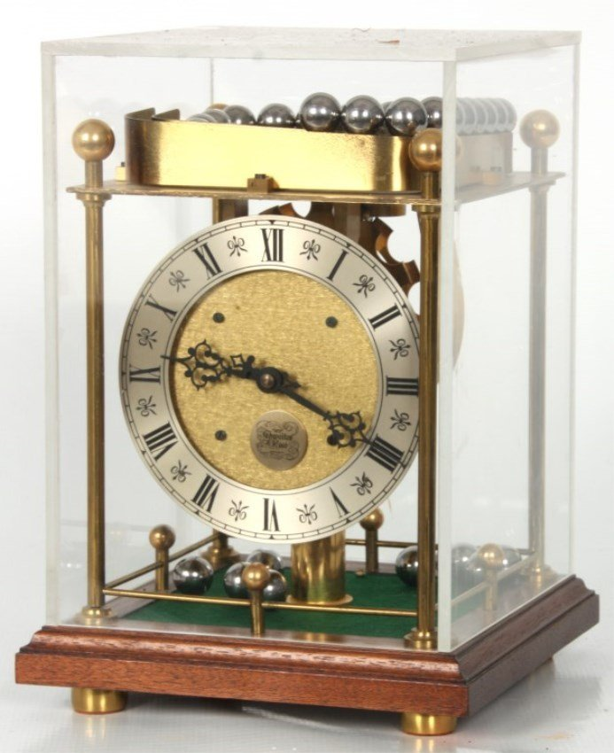 Thwaites & Reed Rolling Ball Clock - 2