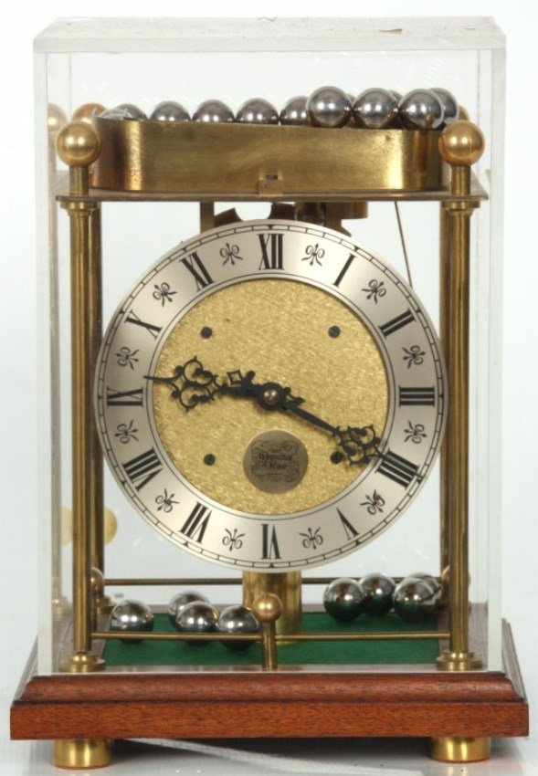 Thwaites & Reed Rolling Ball Clock - 3
