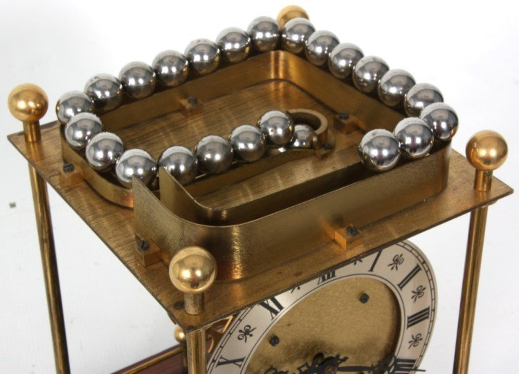 Thwaites & Reed Rolling Ball Clock - 5