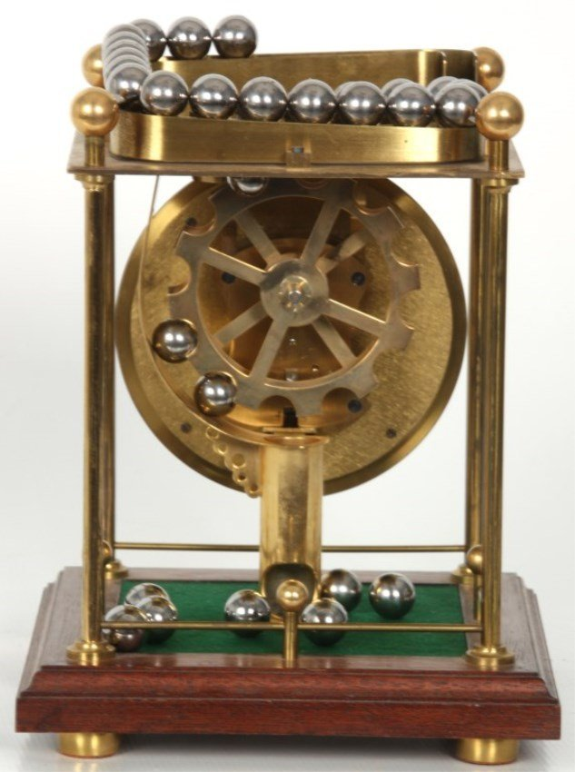 Thwaites & Reed Rolling Ball Clock - 8