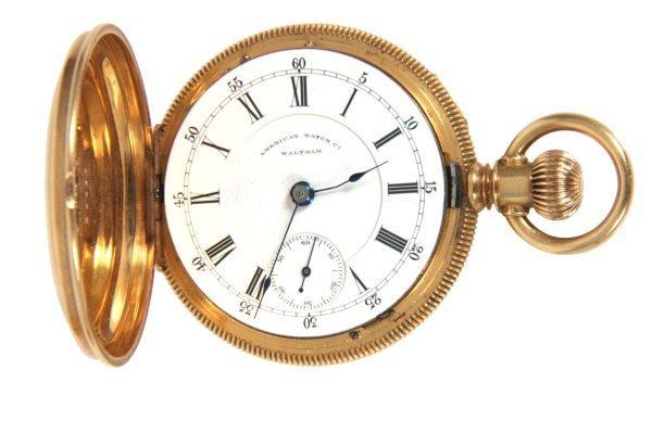 American Watch Co. Waltham Model 1877