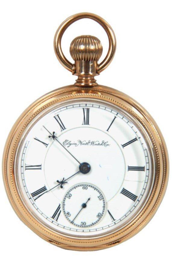 Elgin National Watch Co. Full Plate Grade 77