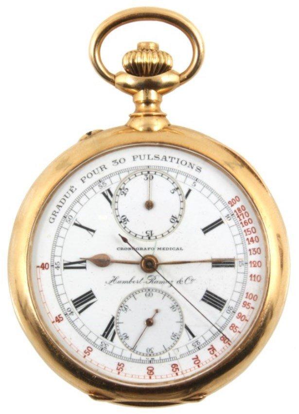 Medical Chronograph Humbert Ramuz & Co.