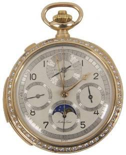 Mathey Tissot Perpetual Split Chronograph Repeater