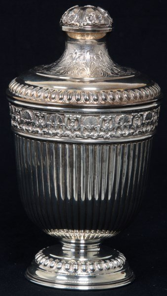 Continental 800 Silver Covered Urn