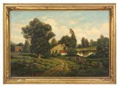 George W. Drew O/C Homestead Landscape