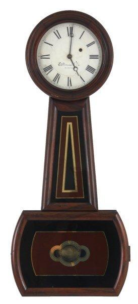E. Howard No. 4 Banjo Clock