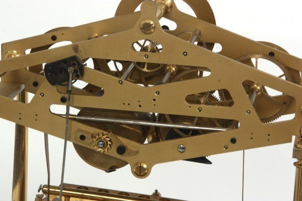 Congreve Rolling Ball Clock by Dent - 10
