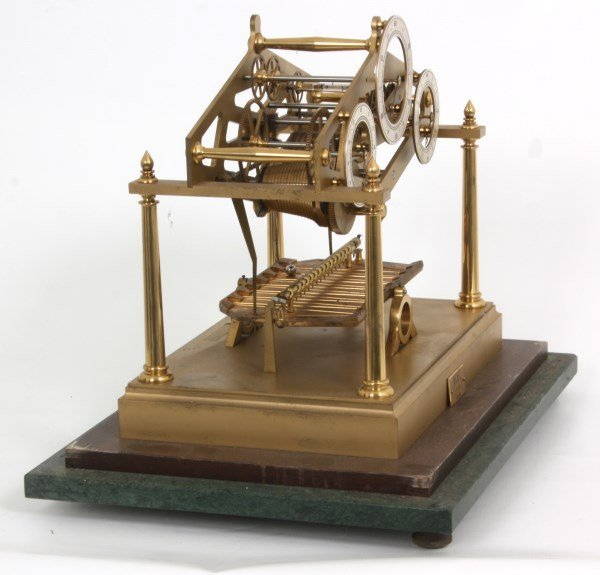 Congreve Rolling Ball Clock by Dent - 6