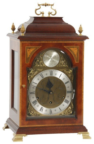 Comitti of london bracket clock kieninger comitti of london bracket clock amipublicfo Images