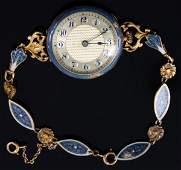 Early Womens Wrist Watch