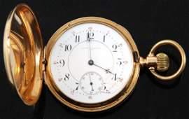 Vacheron & Constantine Hunter Case Pocket Watch