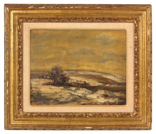 Louis Michel Eilshemius O/P Landscape