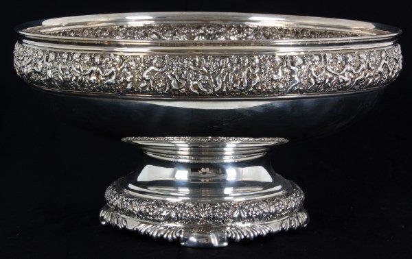 Tiffany & Co. Olympian Pattern Bowl