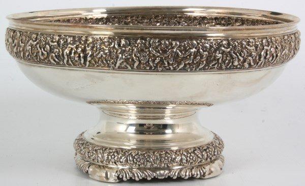 Tiffany & Co. Olympian Pattern Bowl - 2