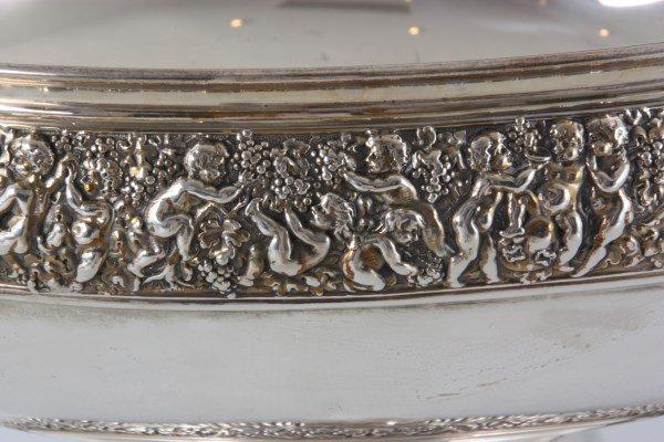 Tiffany & Co. Olympian Pattern Bowl - 5