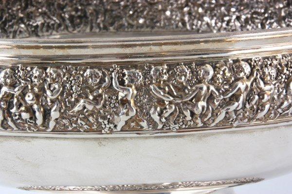 Tiffany & Co. Olympian Pattern Bowl - 6