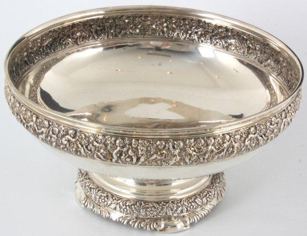 Tiffany & Co. Olympian Pattern Bowl - 7