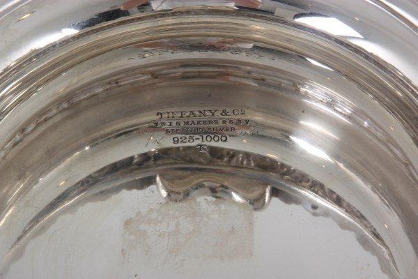 Tiffany & Co. Olympian Pattern Bowl - 8