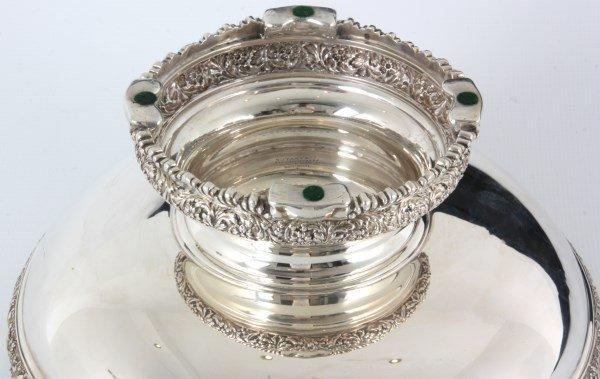 Tiffany & Co. Olympian Pattern Bowl - 9
