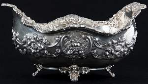 Tiffany  Co Makers Sterling Silver Bowl